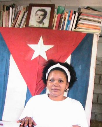Donaida Pérez Paseiro, Laureles Press- Placetas, Cuba